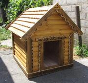 Продам будку для любимой собачки.  Продам эксклюзивную будку.